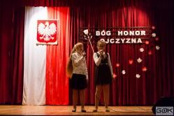 Gminne Obchody Narodowego Święta Odzyskania Niepodległości - 12 listopada 2014r.