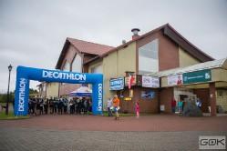 II Rajd na Orientację Maczuga Stolema 2014 - Start Tras TP15 i TP50