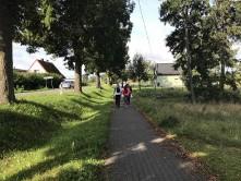 Na trasie rajdu Maczuga Stolema 2017 - 26 sierpnia 2017r.