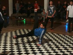 Breakdance Winter Contest 31