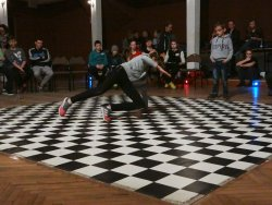 Breakdance Winter Contest 21