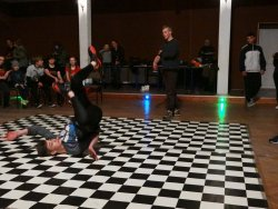 Breakdance Winter Contest 26